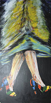 The Shoe Off by Lucy Matta - Lulu