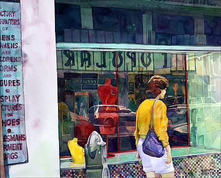 The Shopper by Michelle Scott