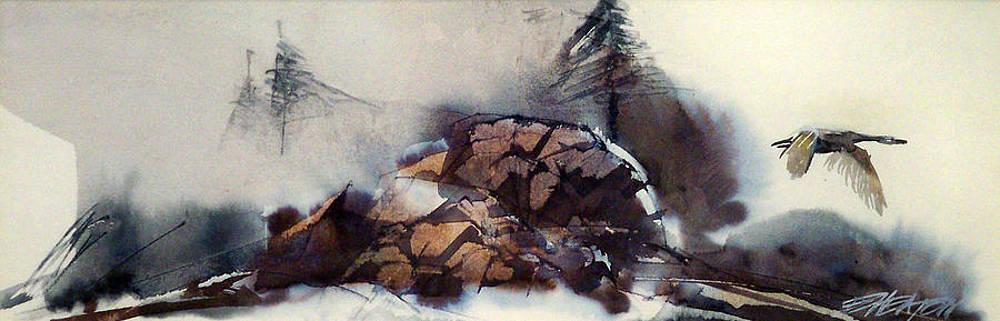 The Sierras by Ed  Heaton