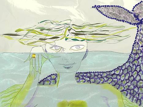 The Siren by Maria Jesus Hernandez