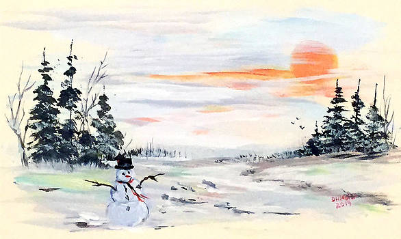 The Snowman  by Dorothy Maier