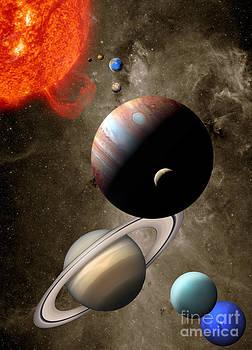 Mike Agliolo - The Solar System