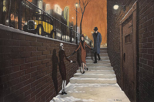 The Speakeasy by Dave Rheaume