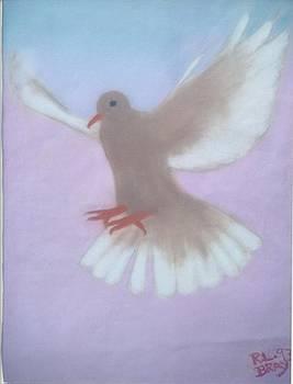 The Spirit DescendedLike a dove. by Robert Bray
