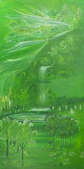 The spring by Barbara Klimova