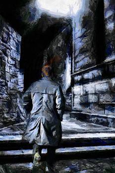 The Spy by Tyler Robbins