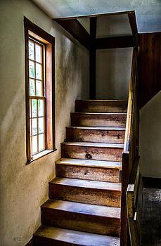 Karol  Livote - The Stairs