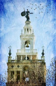 The Statue by Joan Bertucci