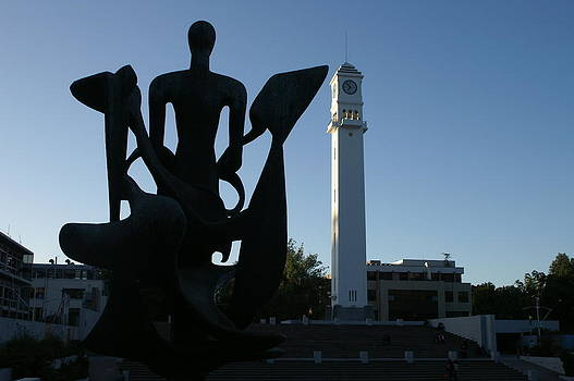 The Stature and Tower by Thomas D McManus