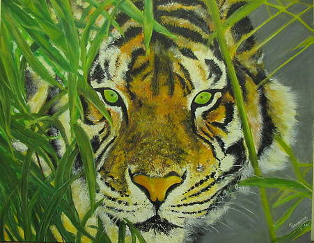 The Stealthy Predator by Tamanna  Sagar