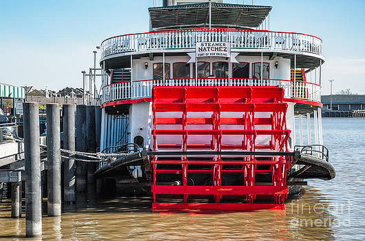 Kathleen K Parker - The Steamboat Natchez - NOLA