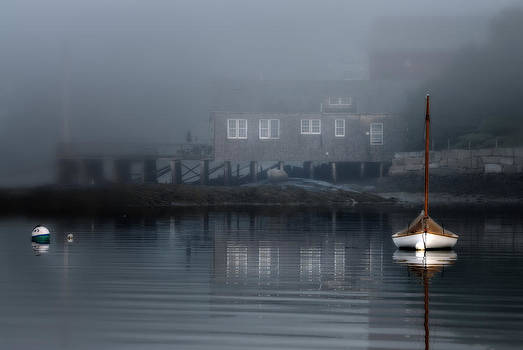 Thomas Schoeller - The Still of Morning - Maine