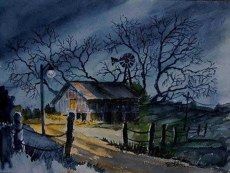 The Still of the Night by Ron Stephens