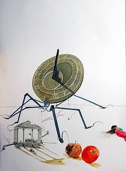 The sting of time by Lazaro Hurtado