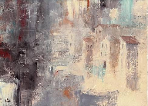 The storm by Milena Gawlik