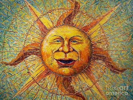 The Sun King by Gail Allen