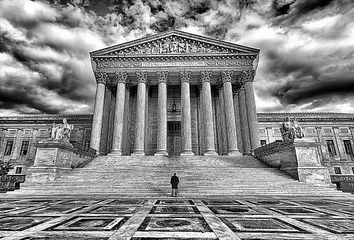 The Supreme Court by Boyd Alexander