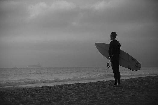 The Surfer by Mark DeJohn