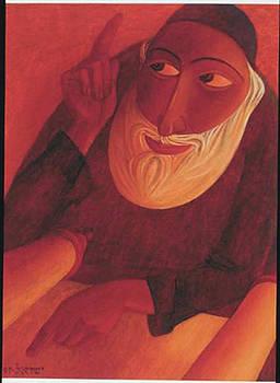 The Talmudist by Israel Tsvaygenbaum