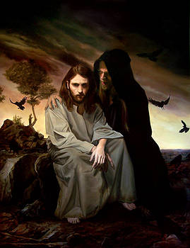 The Temptation of Christ by Eric  Armusik