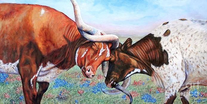 The Texas Twist by Amanda Hukill