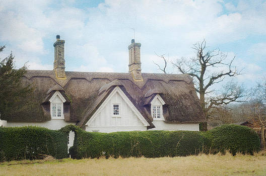 The Thatched Cottage by Kim Fry