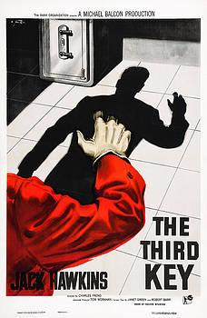 The Third Key, Aka The Long Arm, Us by Everett