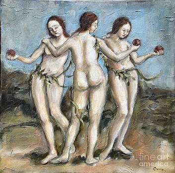 The Three Graces by Carrie Joy Byrnes