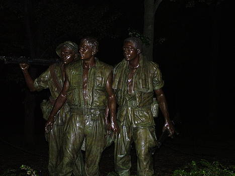 The Three Soldiers by Geoffrey McLean