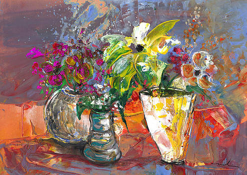 Miki De Goodaboom - The Three Vases
