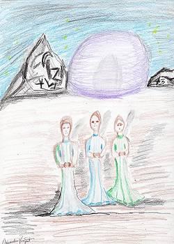 The Three Wallows by Cassandra Vanzant