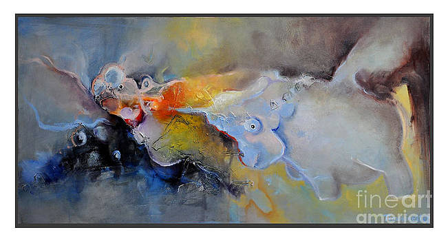 The Tortoise and the Unicorn by David Figielek