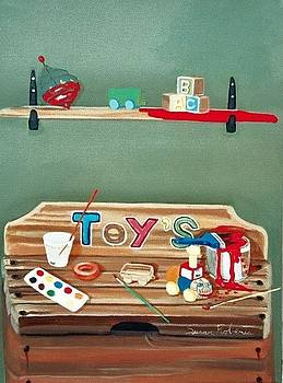 The Toy Chest by Susan Roberts