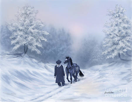 The Trail Home by Sena Wilson