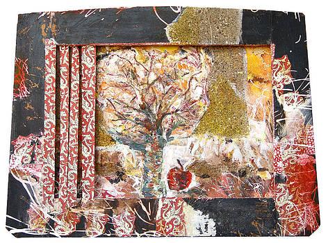 The Tree by Otilia Gruneantu Scriuba