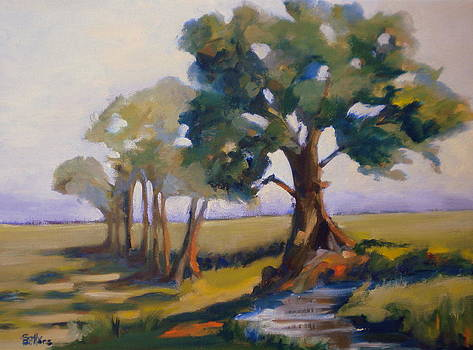 The Trees Speak to Me by Sally Bullers