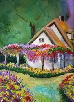 Anne-Elizabeth Whiteway - The Trellis House