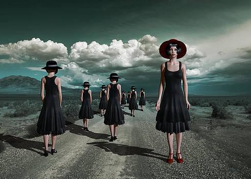 The Turn by Britta Glodde