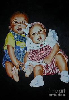 The Twins by LJ Newlin