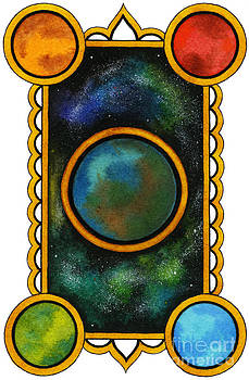 The Universe by Nora Blansett