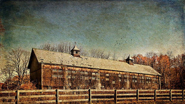 Pamela Phelps - The Unusual Barn