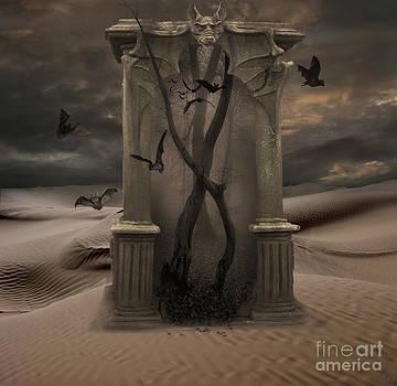 The Vampire's Portal -Grey by Lynn Jackson
