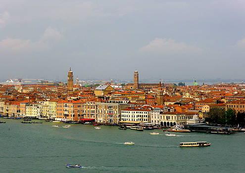Bishopston Fine Art - The Venice Lagoon