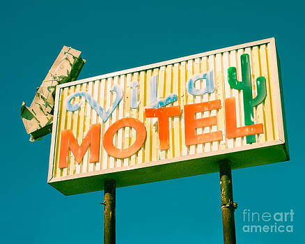 Sonja Quintero - The Villa Motel