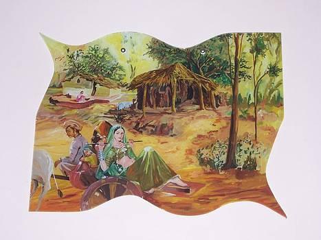 The Village by Dvipa Thakkar