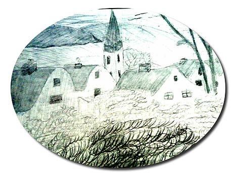 The Village by Julie Dunkley