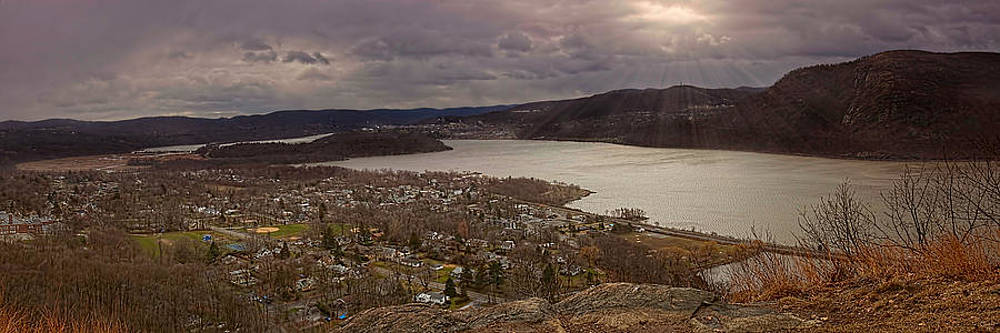Chris Lord - The Village of Cold Spring and The Hudson River