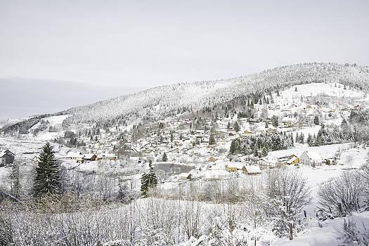 The village of Ventron  by Patrick Kessler