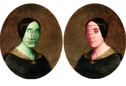 The Vitruvian Sisters by John Magnet Bell