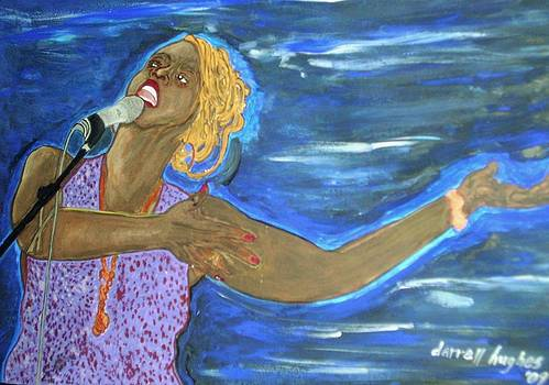 The Vocalist by Darrell Hughes